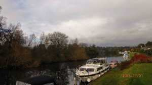 Moored for Winter