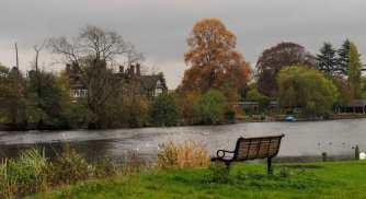 The Thames at Medmenham