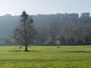 Winter around the corner, Hambleden Valley