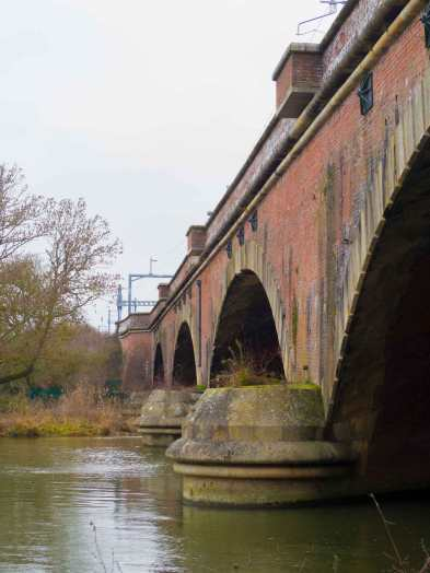 The Moulsford Viaduct