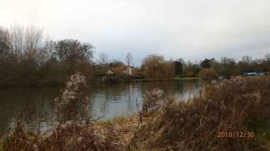 The Thames in Winter