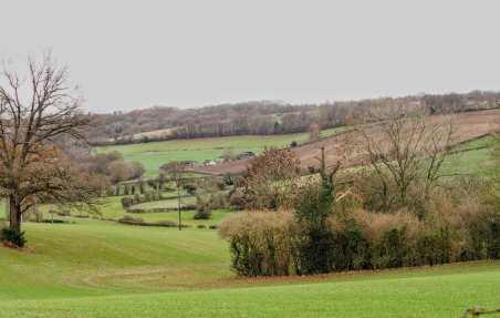 Chiltern dry valley