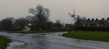 Cholesbury and its windmill