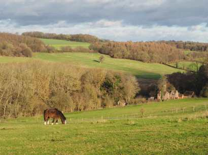 The Chess Valley, Latimer