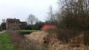 Shafford Mill and the burning bush