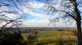 Berkshire from Cliveden Woodland Walk