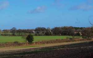 February in Hertfordshire