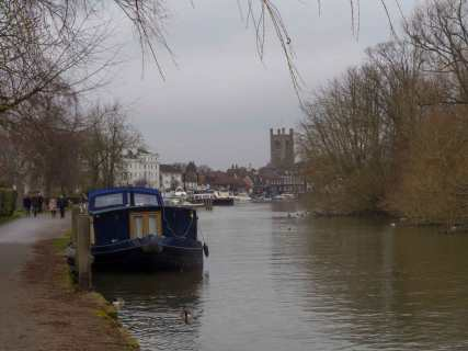 The Thames at Henley