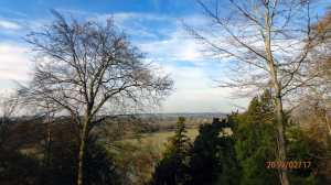 The Thames Valley from Cliveden Woodland Walk