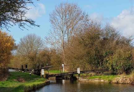 Buckland Lock