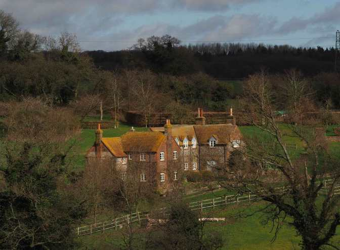 White House Farm, Kiln Lane