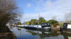 March on the Aylesbury Canal