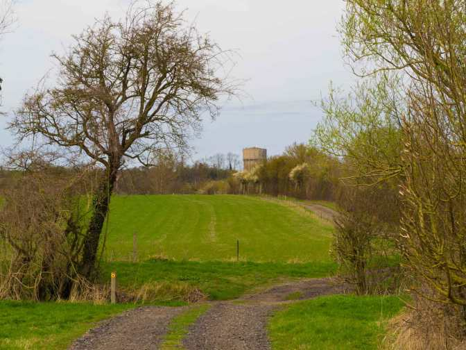 Pulloxhill water tower