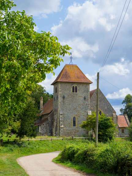 St Marys, Aldworth, Berks