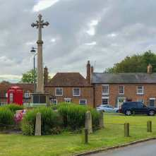 Brill village green
