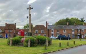 Brill village green