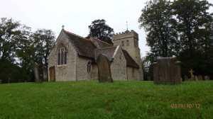 St Peter & St Paul, Wingrave, Bucks