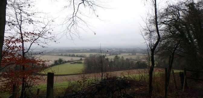 Aylesbury Vale from Buckland Hoo