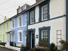 New Quay cottages